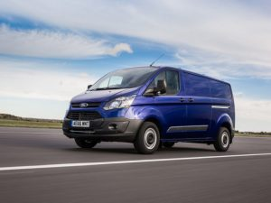 Ford launches UK scrappage scheme for pre Euro-5 cars and vans