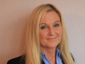 Toni Oldfield, business growth and customer experience manager at Marshall Fleet Solutions.