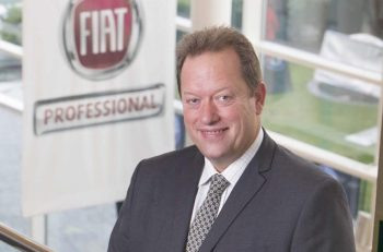 Andy Waite, national sales manager, Fiat Professional