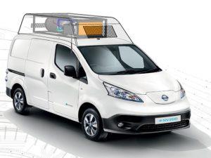 ULEMCo hydrogen Nissan e-NV200