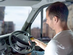 Interlock used by driver