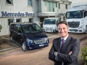 Simon Elliott appointed managing director Intercounty Truck & Van