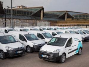Hackney Council Renews its Citroën LCV Fleet