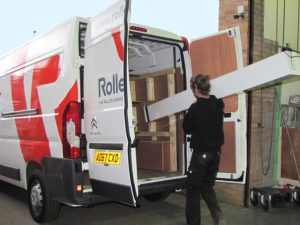 Rollerdor says organising deliveries has improved after deploying Maxoptra software