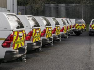 Europcar UK orders 50 hardtops from Truckman