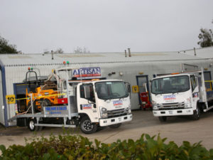 Tool hire firm expands delivery fleet with Isuzu 7.5-tonners