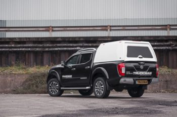 Truckman has introduced its Classic hardtop for the Nissan Navara