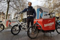 New air pollution busting cargo-bike scheme launches in Square Mile