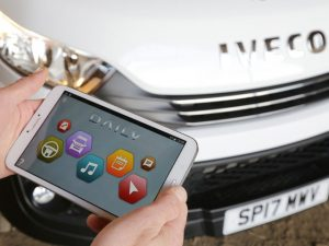 Iveco's Daily Business app