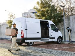 Renault Master Z.E. offers around 75-miles of real world range