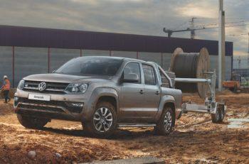 Volkswagen Amarok Trendline 163hp