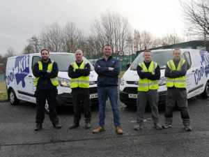 CoolKit's new in-house aftersales department offers nationwide services.