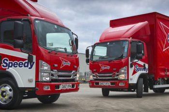 Speedy Hire has had 60 Isuzus on its fleet since 2009