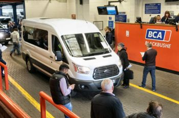 LCV volumes at record levels in January