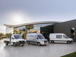 Editors' award: Mercedes-Benz Sprinter technology