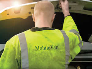 Mercedes-Benz Vans UK is now certifying the health and safety of all MobiloVan technicians for every three years, instead of five.