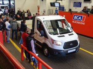 Average LCV values achieved a new record in February at BCA.