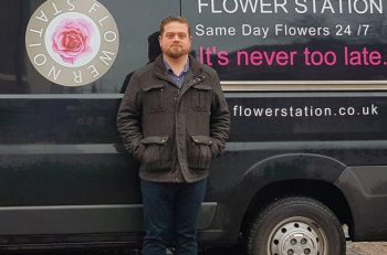 Flower Station's fleet of delivery vans will be equipped with Lightfoot's Vehicle Management package