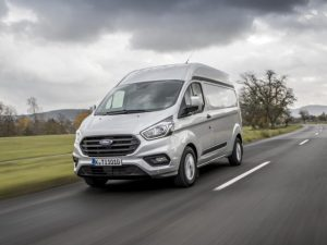 LCV registrations were down 6.1% in September