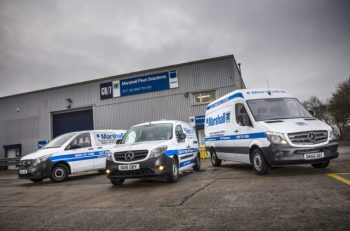 Marshall Fleet Solutions will demonstrate its Improved Customer Experience (ICE) initiative at the CV Show 2018