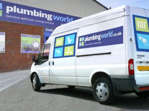 Plumbing World is using Maxoptra's multi drop routing and scheduling solution to expand its fleet and reach