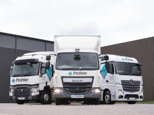 Prohire's new portal provides operators with a wealth of data.
