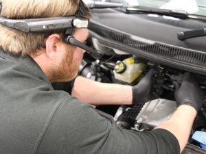 New technology supports Volkswagen technicians