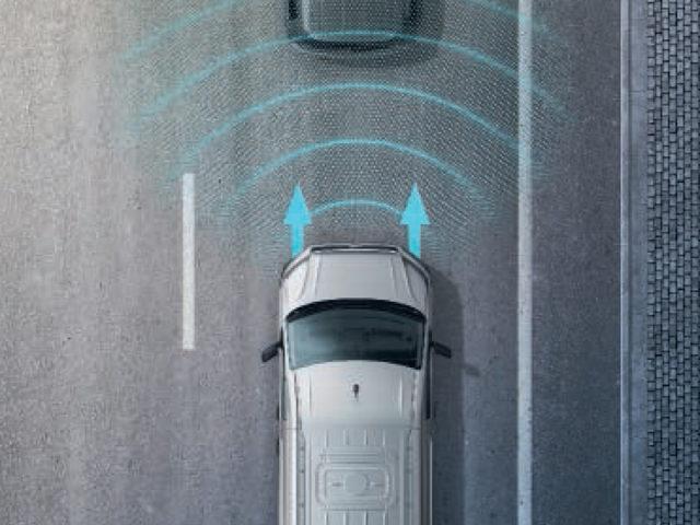 Best Van Safety: Volkswagen AEB