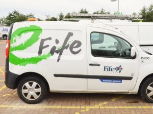 Fife Council has saved nearly £190k on its annual fuel costs through its driver improvement programme.