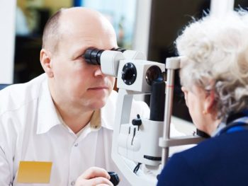 GEM is calling for 10-year compulsory eyesight tests for drivers.