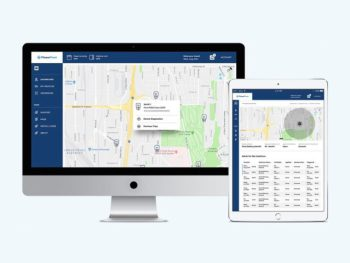 The Floowfleet platform can be used by insurers to target small fleets