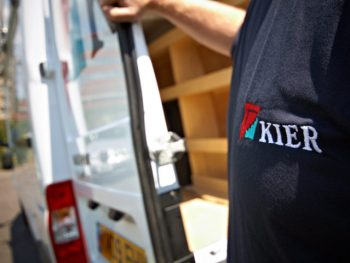 Kier chose Teletrac Navman's Director platform to optimise its fleet and make it more efficient