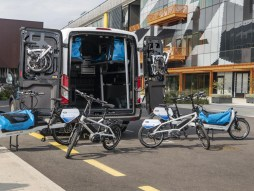 Ford's new take on getting parcels to your door could help speed deliveries, ease congestion and improve air quality
