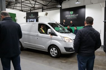 The changing profile of used fleet vans in auctions can be put down to the London ULEZ zone