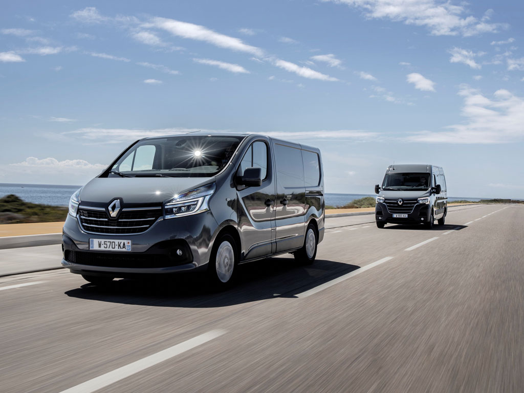 First Drive: Renault Trafic / Master