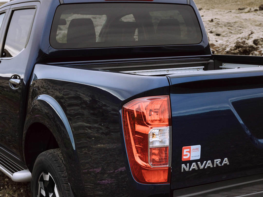 Navara specs reveal tough and efficient Nissan pickup