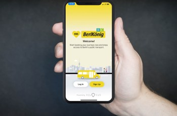 BerlKönig BC is the second service ViaVan and BVG have launched together