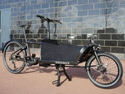The DfT's eCargo Bike Grant has been raised from £50k to £200k