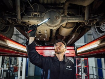 DVSA introduced the Earned Recognition Scheme in 2018
