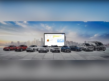 The agreement between FCA and Targa Telematics has created a new My Fleet Manager portal with new features for electric and connected car fleets