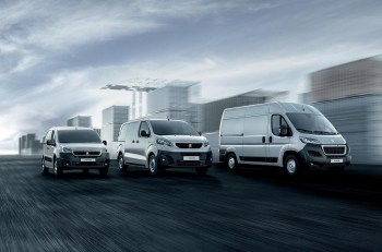 Peugeot Buy Online has been extended to include the Peugeot Partner, Expert and Boxer