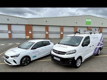 Openreach operates a fleet of around 27,000 vehicles in the UK