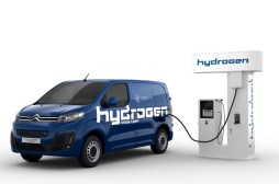 Citroën e-Jumpy Hydrogen