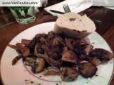 Rustic Sautéed mushrooms