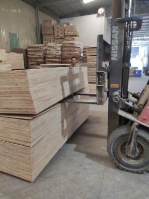 Phân phối ván ghép cao su giá kho tại Lâm Đồng