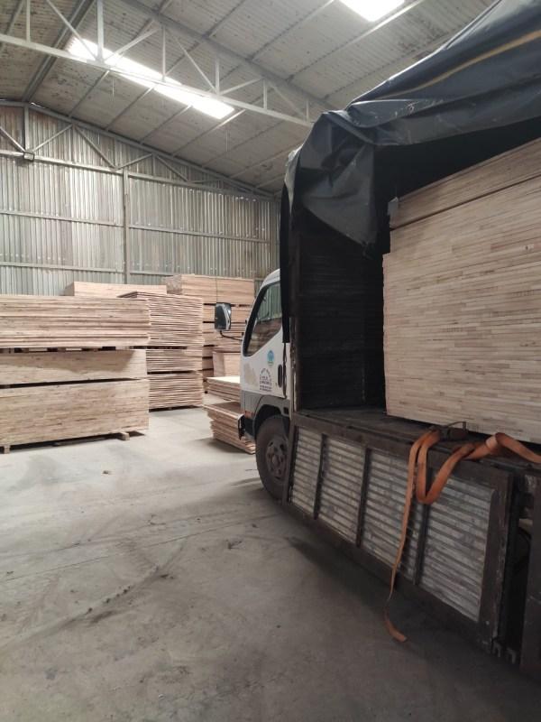 Phân phối ván gỗ ghép cao su giá kho tại Quận 5