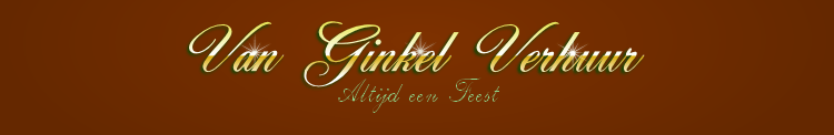 Van Ginkel Verhuur