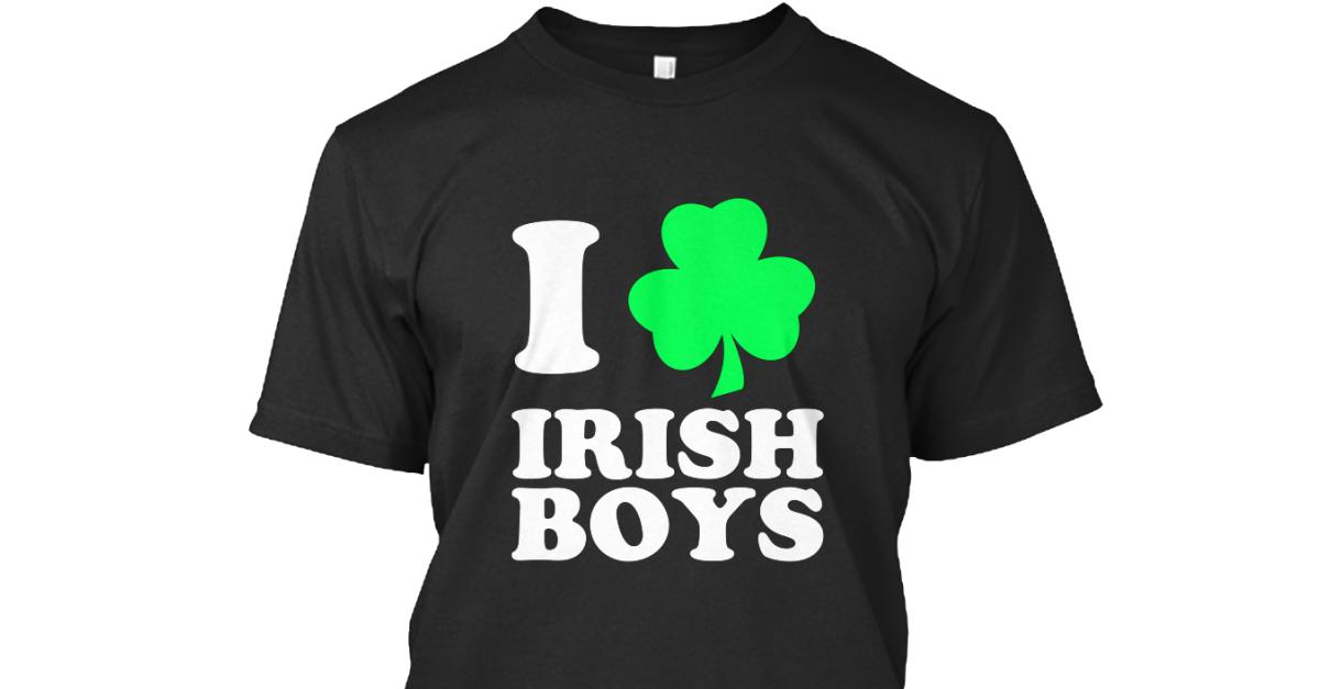 Irish Boys S T Patrick's Gift