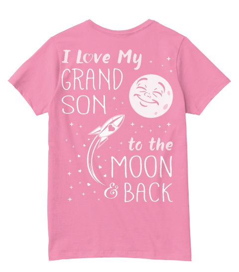 Download I Love My Grandson To The Moon And Back - grandkids are ...
