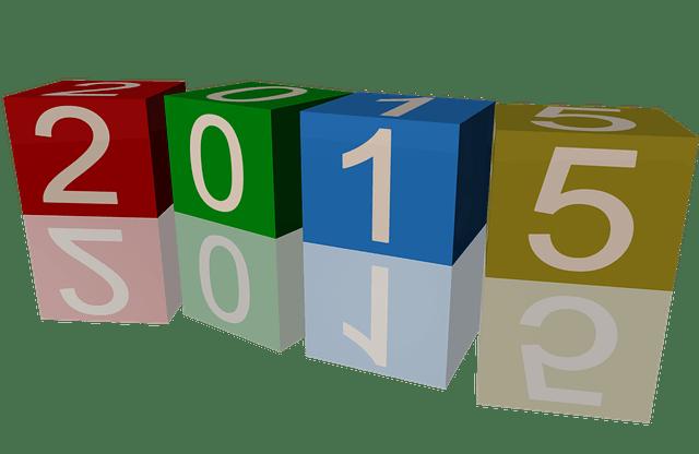 terugkijken op 2015